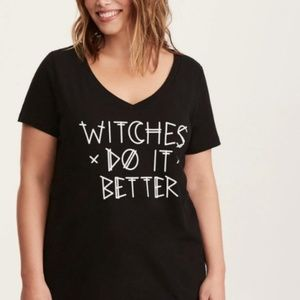 Torrid Witches Do It Better Graphic T Shirt